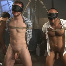 Morgan Black in 'Kink Men' Hikers or Spies - The audience hands out the verdict (Thumbnail 18)