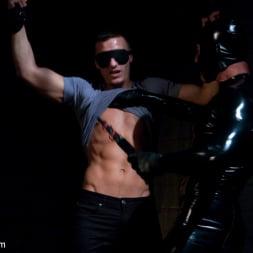 Nick Moretti in 'Kink Men' Adam gets Slicked! (Thumbnail 1)