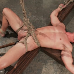 Patrick Rouge in 'Kink Men' Cums in Mid Air (Thumbnail 6)