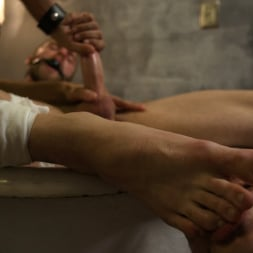 Peter Marcus in 'Kink Men' Hairy Experienced Edger Meets His Match (Thumbnail 1)