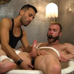 Peter Marcus in 'Kink Men' Hairy Experienced Edger Meets His Match (Thumbnail 3)