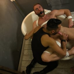 Peter Marcus in 'Kink Men' Hairy Experienced Edger Meets His Match (Thumbnail 5)