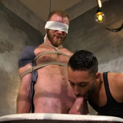 Peter Marcus in 'Kink Men' Hairy Experienced Edger Meets His Match (Thumbnail 7)