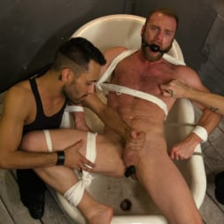 Peter Marcus in 'Kink Men' Hairy Experienced Edger Meets His Match (Thumbnail 10)