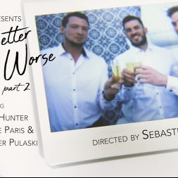 Pierce Paris in 'Kink Men' For Better or For Worse Part 2: Step Brother Gets RAW Vengeance (Thumbnail 1)