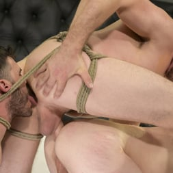 Pierce Paris in 'Kink Men' For Better or For Worse Part 2: Step Brother Gets RAW Vengeance (Thumbnail 20)