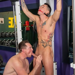 Pierce Paris in 'Kink Men' No Pain No Gain: Vincent O'Reilly Takes Pierce Paris' Monster Cock (Thumbnail 6)