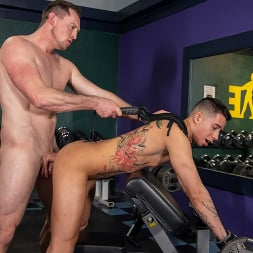 Pierce Paris in 'Kink Men' No Pain No Gain: Vincent O'Reilly Takes Pierce Paris' Monster Cock (Thumbnail 13)