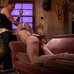 Pierce Paris in 'Kink Men' Parole Violator Part 2: Pierce Paris and Dale Savage RAW (Thumbnail 1)
