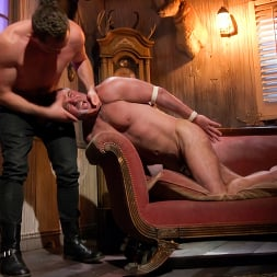 Pierce Paris in 'Kink Men' Parole Violator Part 2: Pierce Paris and Dale Savage RAW (Thumbnail 5)