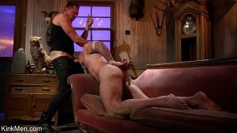 Pierce Paris in 'Parole Violator Part 2: Pierce Paris and Dale Savage RAW'