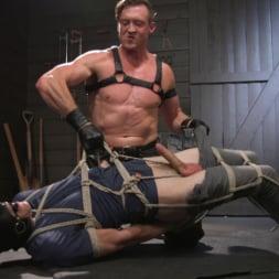 Pierce Paris in 'Kink Men' Manhandles Tony Orlando (Thumbnail 7)