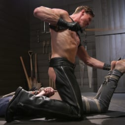 Pierce Paris in 'Kink Men' Manhandles Tony Orlando (Thumbnail 9)