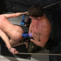 Pierce Paris in 'Kink Men' Rich boy Jack Hunter gets punished and fucked for father's debts! (Thumbnail 6)