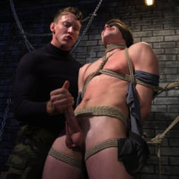Pierce Paris in 'Kink Men' Rich boy Jack Hunter gets punished and fucked for father's debts! (Thumbnail 10)