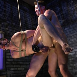 Pierce Paris in 'Kink Men' Rich boy Jack Hunter gets punished and fucked for father's debts! (Thumbnail 15)