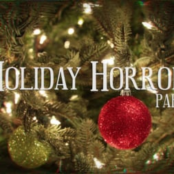 Pierce Paris in 'Kink Men' Straight Stud Bound and Terrorized to Relive HOLIDAY HORROR Abduction (Thumbnail 1)