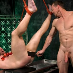 Pierce Paris in 'Kink Men' Straight Stud Bound and Terrorized to Relive HOLIDAY HORROR Abduction (Thumbnail 9)