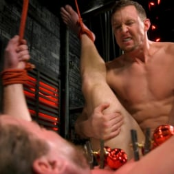 Pierce Paris in 'Kink Men' Straight Stud Bound and Terrorized to Relive HOLIDAY HORROR Abduction (Thumbnail 10)