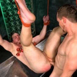Pierce Paris in 'Kink Men' Straight Stud Bound and Terrorized to Relive HOLIDAY HORROR Abduction (Thumbnail 11)