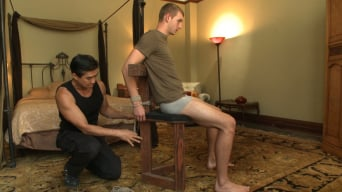 Rex Wolfe in 'Hot 23 year old's super hung cock drips pre-cums like a fountain'