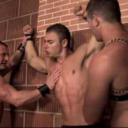 Rick Bauer in 'Kink Men' Budapest Bound 2: Never-Before-Seen Fuckfest in Budapest Dungeon (Thumbnail 3)
