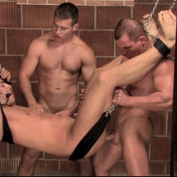 Rick Bauer in 'Kink Men' Budapest Bound 2: Never-Before-Seen Fuckfest in Budapest Dungeon (Thumbnail 23)