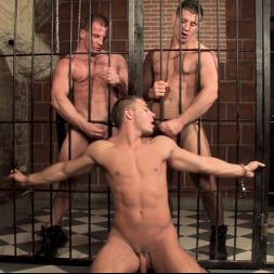 Rick Bauer in 'Kink Men' Budapest Bound 2: Never-Before-Seen Fuckfest in Budapest Dungeon (Thumbnail 26)