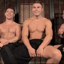 Rick Bauer in 'Kink Men' Budapest Bound 2: Never-Before-Seen Fuckfest in Budapest Dungeon (Thumbnail 28)