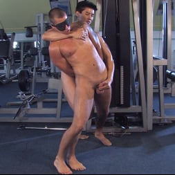 Rick Randy in 'Kink Men' Budapest Bound: Never-Before-Seen Bound Gods with Van Darkholme (Thumbnail 20)