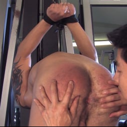 Rick Randy in 'Kink Men' Budapest Bound: Never-Before-Seen Bound Gods with Van Darkholme (Thumbnail 23)