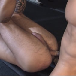 Rick Randy in 'Kink Men' Budapest Bound: Never-Before-Seen Bound Gods with Van Darkholme (Thumbnail 26)