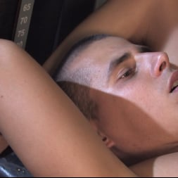 Rick Randy in 'Kink Men' Budapest Bound: Never-Before-Seen Bound Gods with Van Darkholme (Thumbnail 27)