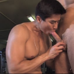 Rick Randy in 'Kink Men' Budapest Bound: Never-Before-Seen Bound Gods with Van Darkholme (Thumbnail 29)