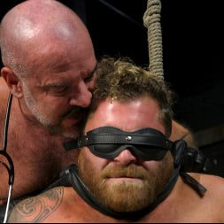 Riley Mitchel in 'Kink Men' Sick Fuck: Riley Mitchel Overtaken, Flogged, and Fucked by Jack Dyer (Thumbnail 8)