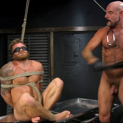 Riley Mitchel in 'Kink Men' Sick Fuck: Riley Mitchel Overtaken, Flogged, and Fucked by Jack Dyer (Thumbnail 9)