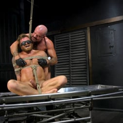 Riley Mitchel in 'Kink Men' Sick Fuck: Riley Mitchel Overtaken, Flogged, and Fucked by Jack Dyer (Thumbnail 11)