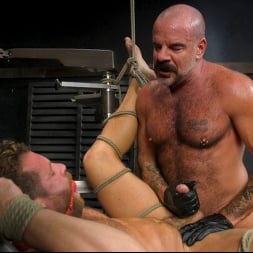 Riley Mitchel in 'Kink Men' Sick Fuck: Riley Mitchel Overtaken, Flogged, and Fucked by Jack Dyer (Thumbnail 19)