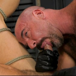 Riley Mitchel in 'Kink Men' Sick Fuck: Riley Mitchel Overtaken, Flogged, and Fucked by Jack Dyer (Thumbnail 20)