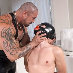 Rocky Maximo in 'Kink Men' Mr. Black's Little Bitch: Rocky Maximo and Shae Reynolds RAW (Thumbnail 4)