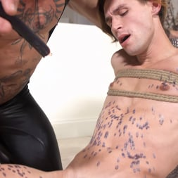 Rocky Maximo in 'Kink Men' Mr. Black's Little Bitch: Rocky Maximo and Shae Reynolds RAW (Thumbnail 13)
