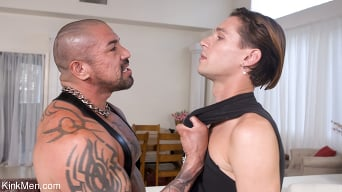 Rocky Maximo in 'Mr. Black's Little Bitch: Rocky Maximo and Shae Reynolds RAW'