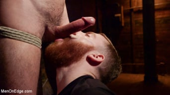 Scott DeMarco in 'Ripped Stud Caught in Sebastian's Web and Edged Relentlessly'