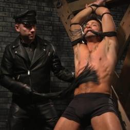 Sebastian Keys in 'Kink Men' A Hard Place: Casey Everett Tormented And Fucked In Full Suspension (Thumbnail 1)