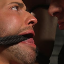 Sebastian Keys in 'Kink Men' A Hard Place: Casey Everett Tormented And Fucked In Full Suspension (Thumbnail 10)