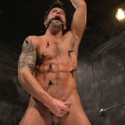 Sebastian Keys in 'Kink Men' A Hard Place: Casey Everett Tormented And Fucked In Full Suspension (Thumbnail 22)