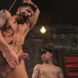 Sebastian Keys in 'Kink Men' A Hard Place: Casey Everett Tormented And Fucked In Full Suspension (Thumbnail 23)
