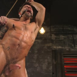 Sebastian Keys in 'Kink Men' A Hard Place: Casey Everett Tormented And Fucked In Full Suspension (Thumbnail 27)