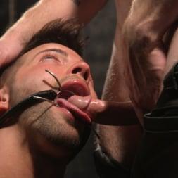 Sebastian Keys in 'Kink Men' A Hard Place: Casey Everett Tormented And Fucked In Full Suspension (Thumbnail 29)