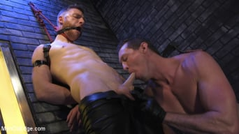 Sebastian Keys in 'Director Sebastian Keys gets edged!'
